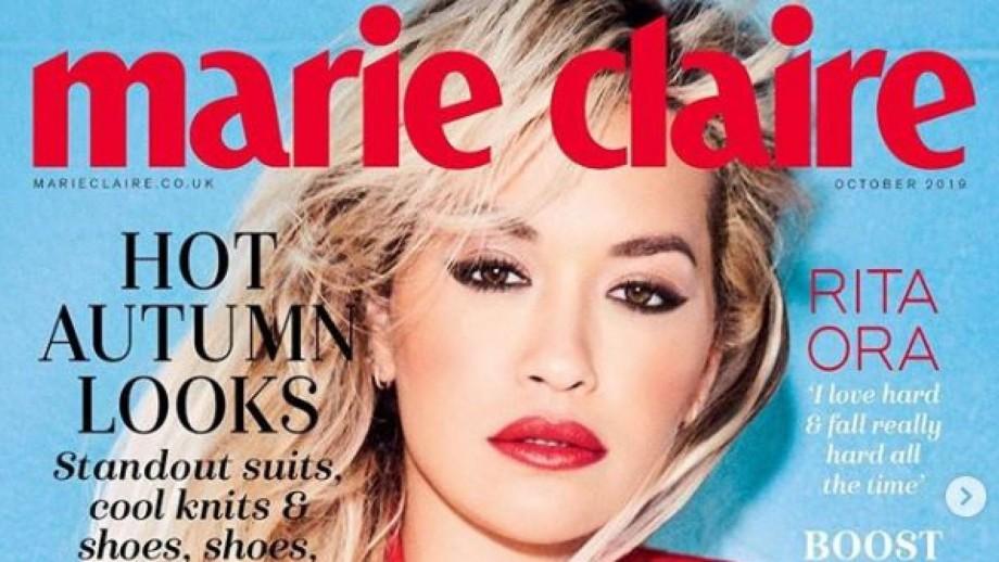 Ediţia britanică a revistei Marie Claire îşi încetează apariţia în print