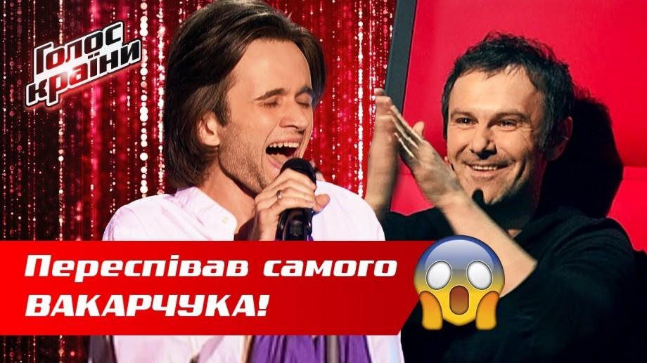 """(video) Un tânăr din Moldova a fost inclus în topul celor mai bune voci de la """"Vocea Ucrainei"""""""