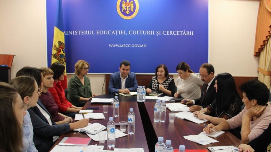 Implementarea Educaţiei incluzive în învăţământul profesional tehnic – prioritate a Ministerului Educației, Culturii și Cercetării