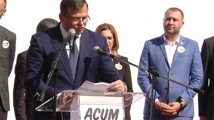 (video) Promisiunile lui Andrei Năstase pentru Chișinău: Drumuri ca-n Oradea și parcări ca-n Timișoara