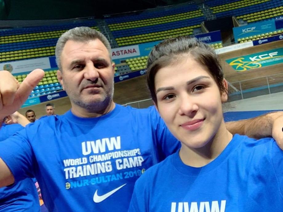 Luptătoarea Anastasia Nichita a obținut calificarea la Jocurile Olimpice de la Tokyo