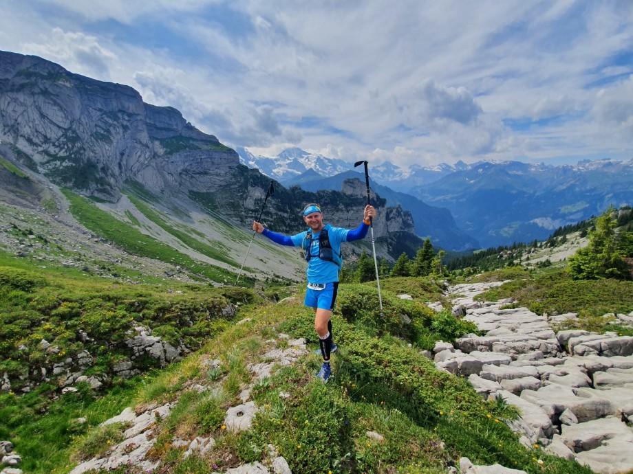 """Iulian Bercu, despre cum e să alergi prin munți când ai permanent """"gura căscată"""""""