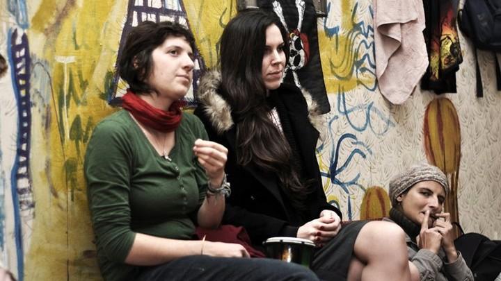 (foto, video) Centro 73 – povestea primului squat din Chișinău care a rezistat doar patru luni în 2010
