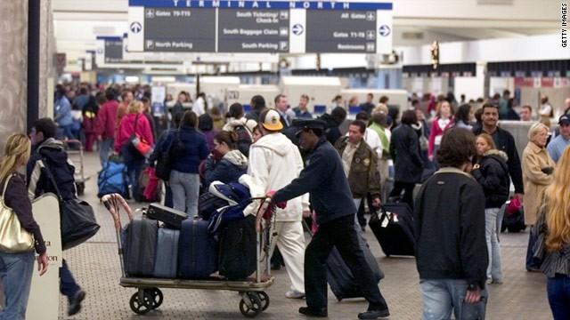 107 milioane de pasageri într-un an. Lista celor 10 cele mai aglomerate aeroporturi din lume