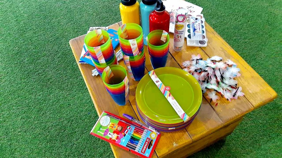 Copiii de la Centrul de Plasament al Fundației Regina Pacis pledează pentru reducerea consumului de plastic
