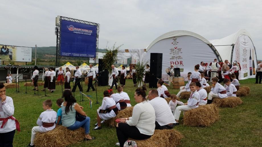 """(foto) Festivalul neamului a început. Românii s-au adunat la """"Vatra"""""""