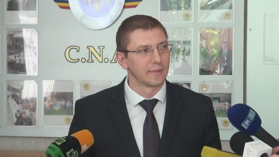 Procurorul-șef al Procuraturii Anticorupție, Viorel Morari, a fost suspendat din funcție
