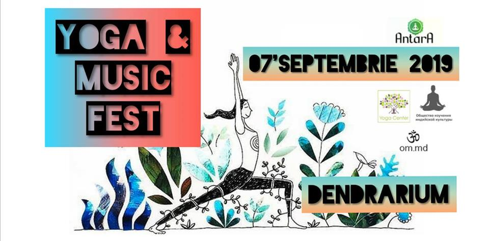 yoga and music fest