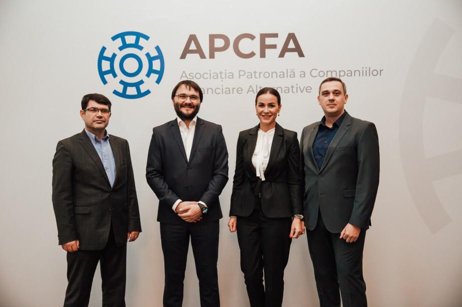 (foto) Lansarea Asociației Patronale a Companiilor Financiare Alternative