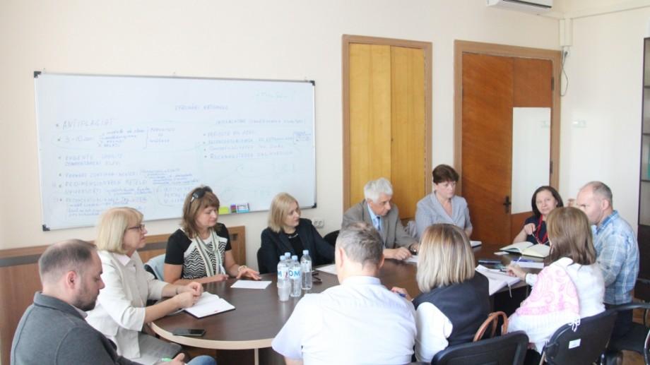 La UTM se pregătește un program de instruire a profesorilor din învățământul profesional tehnic