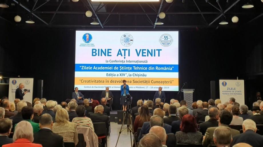 """Academicianul Ion Bostan a fost decorat cu Premiul AGIR și medalia ASTR """"Primus Inter Pares"""""""