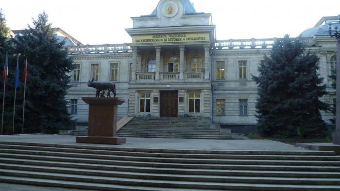 (foto) Ghidul #diez. Cunoaște istoria Muzeului Național de Istorie a Moldovei