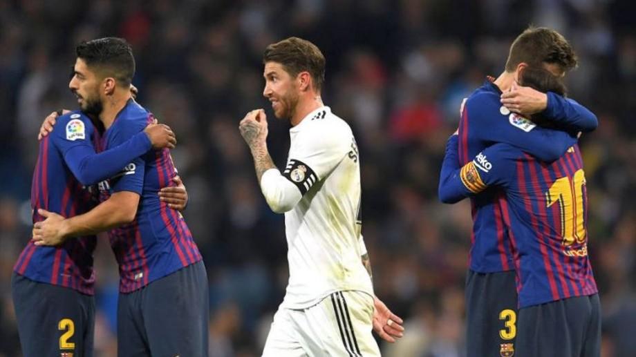 A fost stabilită data primului El Clasico din acest sezon. Pentru când este programat meciul Barcelona – Real Madrid