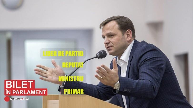 (audio) Podcastul Bilet în Parlament: Cine stăpânește Primăria? Năstase, Talmaci, sau fantoma lui Chirtoacă?