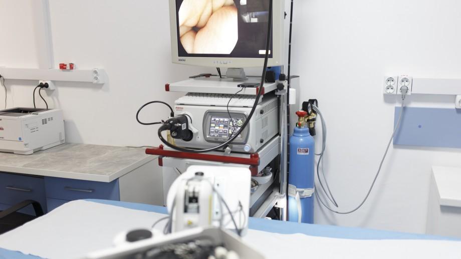 Cancerul gastrointestinal va putea fi depistat și tratat mai rapid. La spitalul raional din Glodeni a fost achiziționat un aparat performant