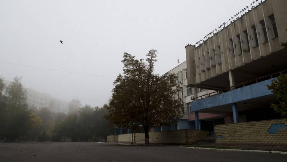 (foto) Realitatea sectorului Ciocana într-o dimineață cețoasă, povestită de un tânăr de 14 ani din Chișinău