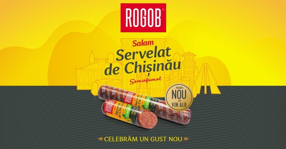 Cel mai mare producător de mezeluri lansează un nou produs – Servelat de Chișinău