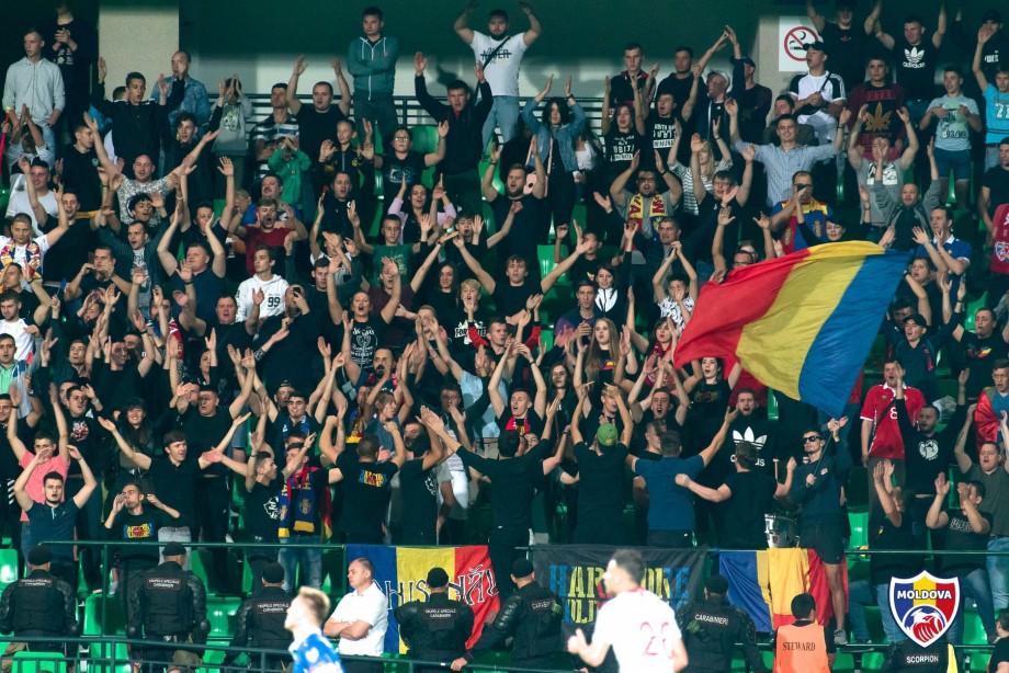 Au rămas doar 900 de bilete. Susține naționala Moldovei în meciul împotriva selecționatei Albaniei
