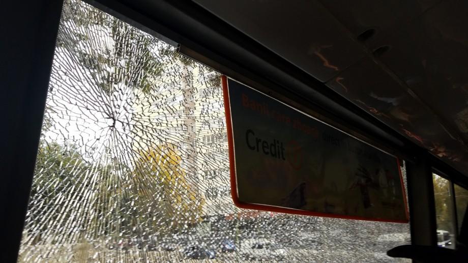 (video) Focuri de armă în troleibuzul 22 din Capitală. Incidentul s-a întâmplat în această dimineață