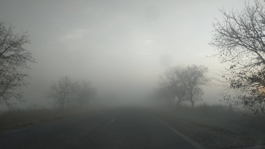 Încă o dimineață în ceață. Serviciul Hidrometeorologic de Stat a prelungit codul galben