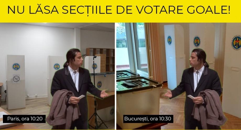 """(foto) Cele mai """"fără de alegători"""" meme-uri de la alegerile locale generale din 20 octombrie 2019"""