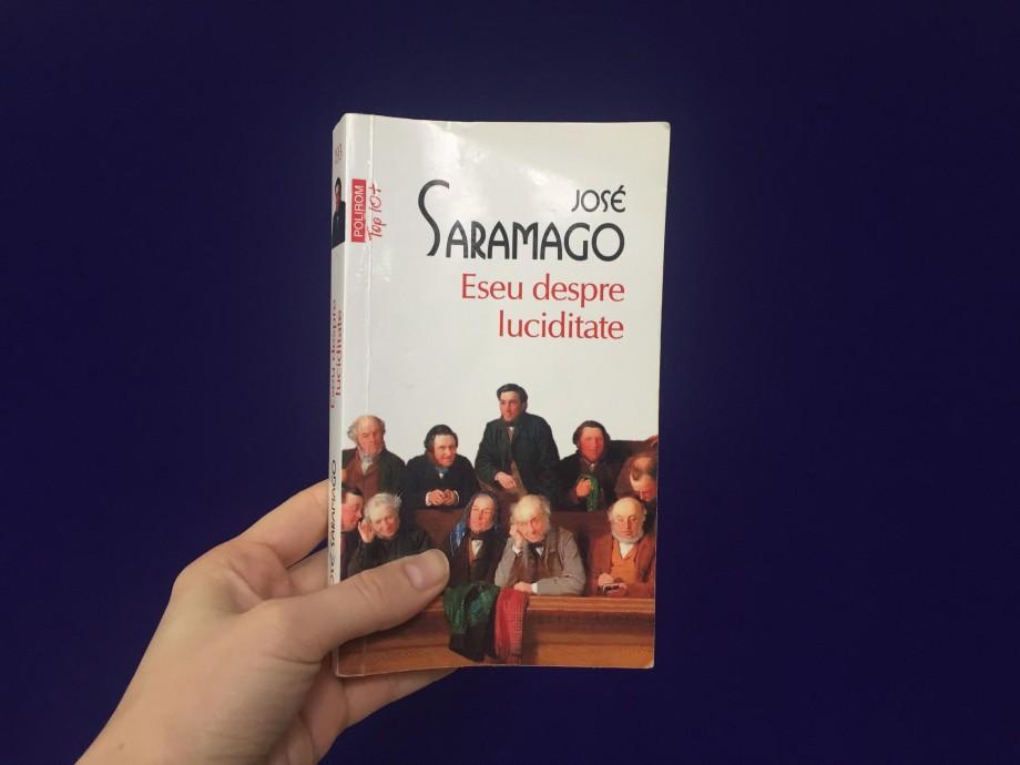 """20 de citate din cartea """"Eseu despre luciditate"""" de Jose Saramago, special selectate pentru ziua alegerilor"""