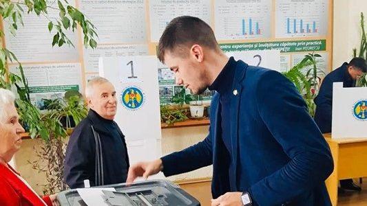 (video) Unionistul Vlad Bilețchi a devenit consilier local în localitatea Aluatu din raionul Taraclia
