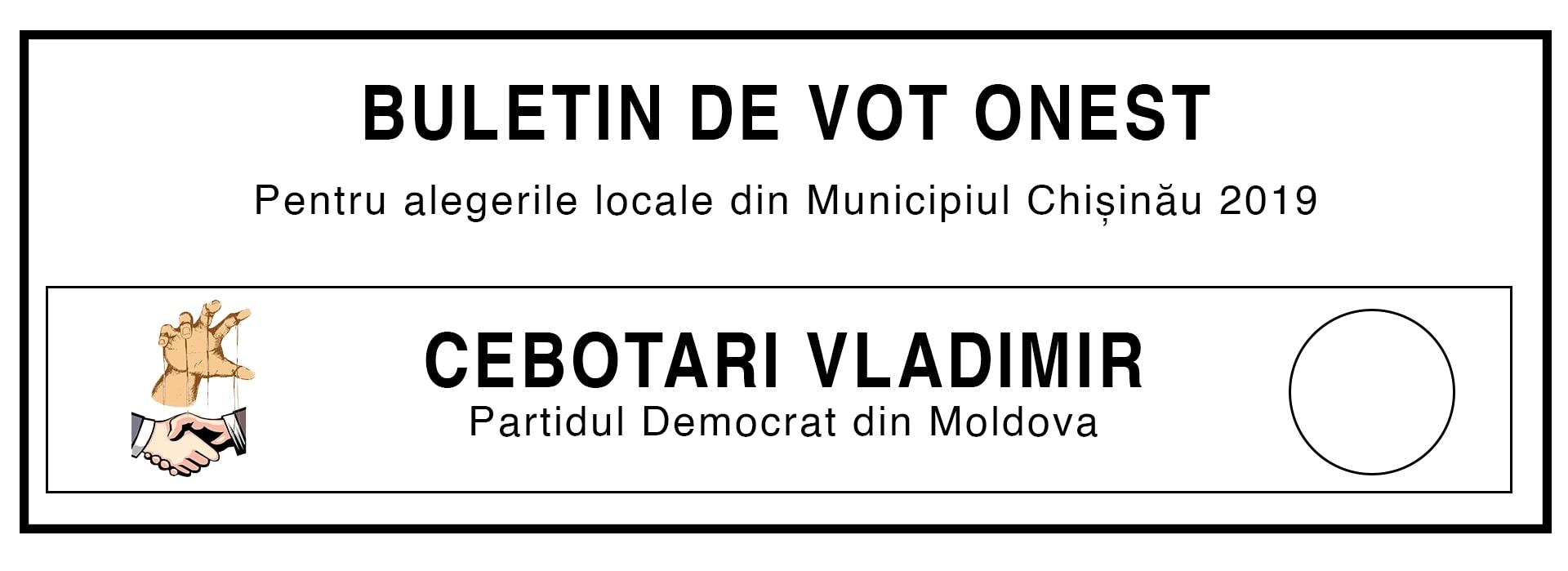 Cebotari Vladimir