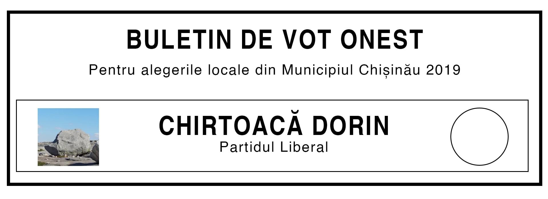 Chirtoaca Dorin