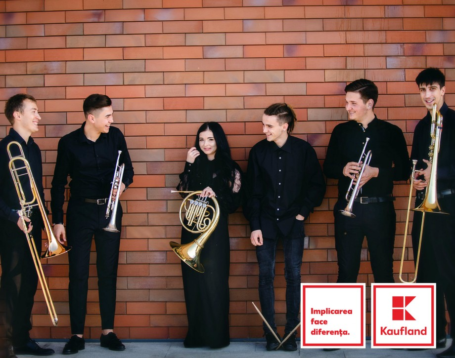 Într-un nou format. Tinerii din Moldovan National Youth Orchestra vor avea un concert în parcare
