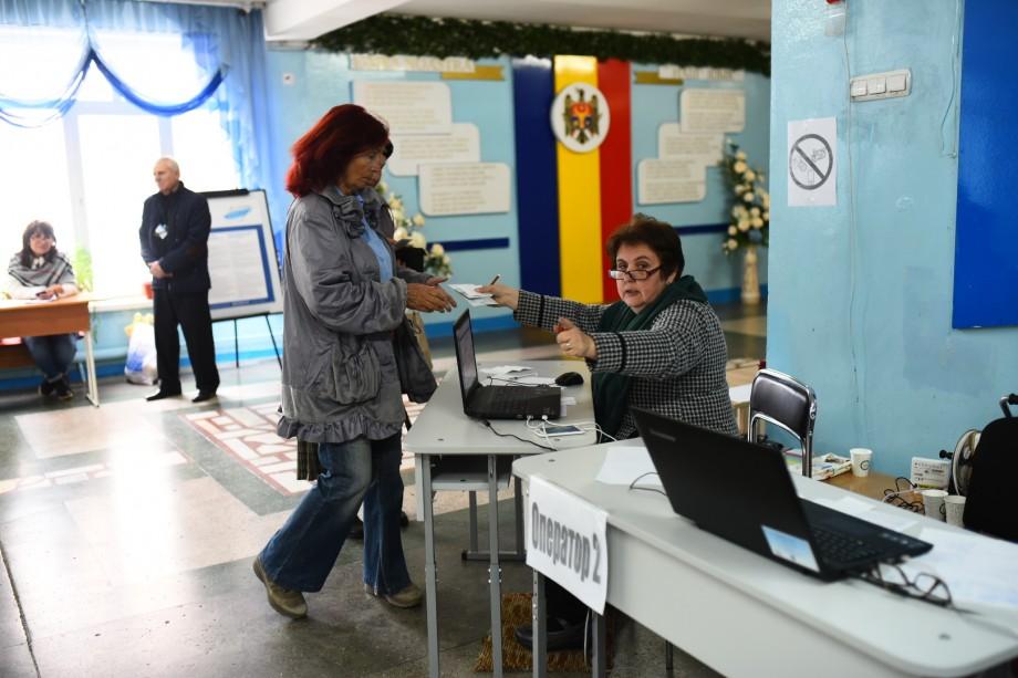 Alegeri locale 2019. Vezi care sunt cele mai active sectoare din Chișinău, până la ora 18.00