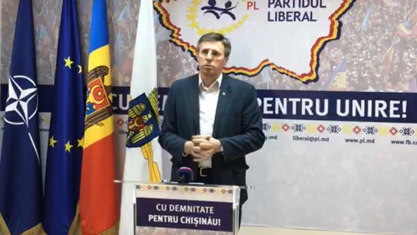 """(video) """"Împotriva lui Ceban la Primărie în turul doi."""" Chirtoacă își îndeamnă electoratul să voteze pentru Năstase"""