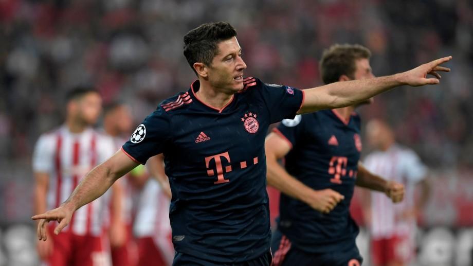 (video) Rezumate Champions League 22.10.2019: Meci greu pentru Bayern München la Pireu