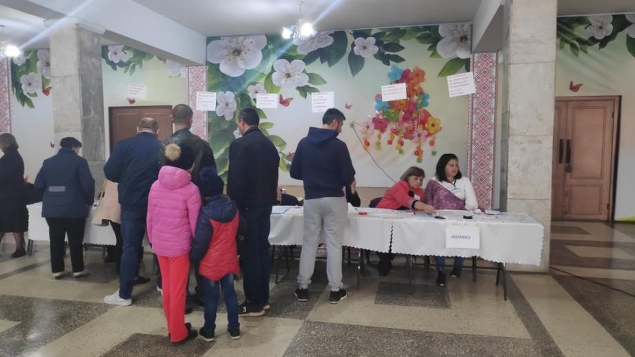 Cum au votat raioanele țării la Alegerile locale din acest an