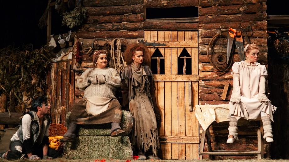 """(foto) """"O istorie foarte simplă"""" sau """"Oscar și Tanti Roz"""". Teatrul Național """"Eugen Ionesco"""" te invită la două spectacole în această săptămână"""