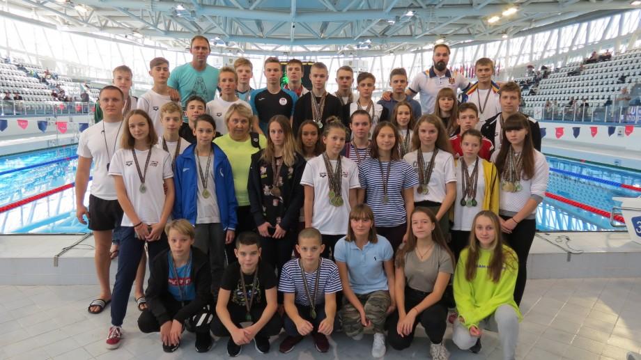 (video, foto) Înotătorii din Moldova au câștigat 80 de medalii la Campionatul Mondial din Bulgaria