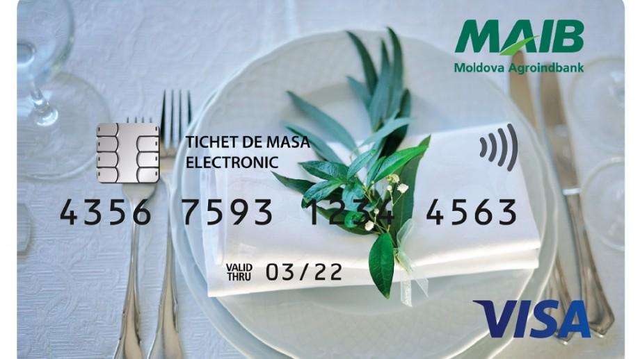 Cumpărături delicioase cu tichetul de masă Lunch Card acum şi la Kaufland
