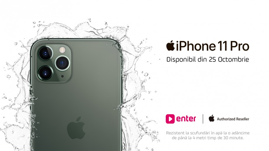 Enter: De ce să cumperi iPhone 11 de la Apple Authorised Reseller