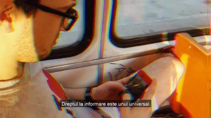 (video) Alfabetul media pentru TINEri. Drepturile tinerilor în raport cu mass-media