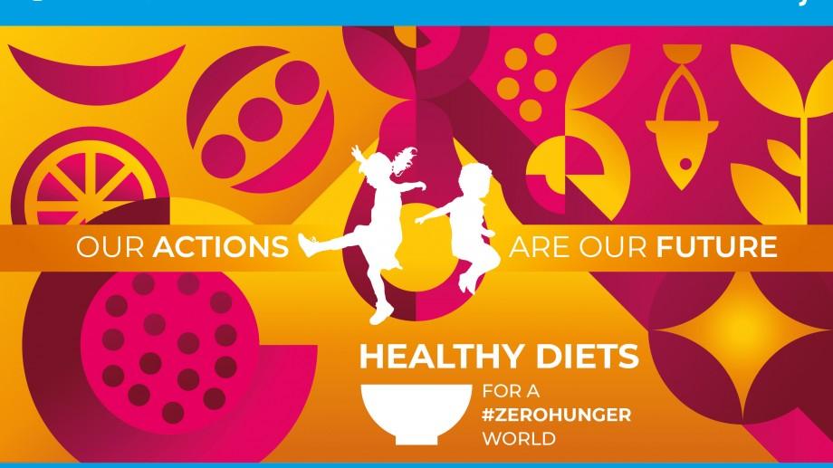 Concurs internațional de desen la tema alimentației sănătoase. Cine poate participa