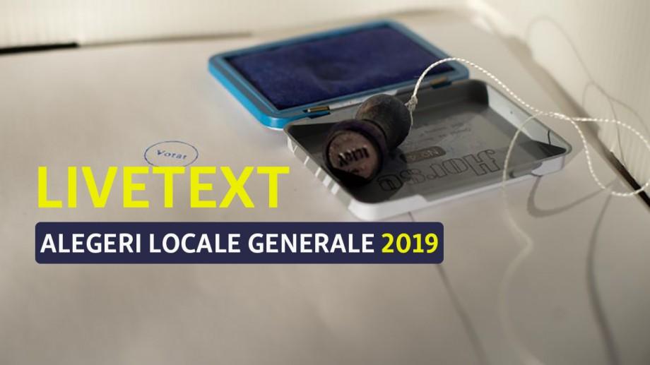 (livetext) Rezultatele preliminare ale alegerilor locale 2019. Cum s-a votat în Chișinău după numărarea a 68 % din procesele verbale