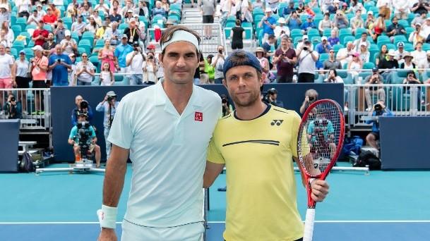 Radu Albot va juca contra lui Roger Federer la turneul ATP 500 de la Basel. Pentru când este programată partida