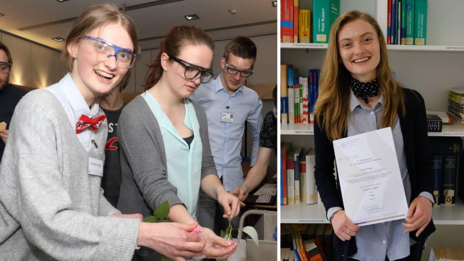 O tânără din Moldova a luat locul III pe țară la un concurs de limbi străine în Germania. Ce a învățat Andreea Surugiu după doi ani de studiu în sistemul german