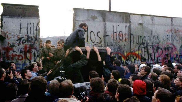 La Chișinău vor fi marcați 30 de ani de la Căderea Zidului Berlinului