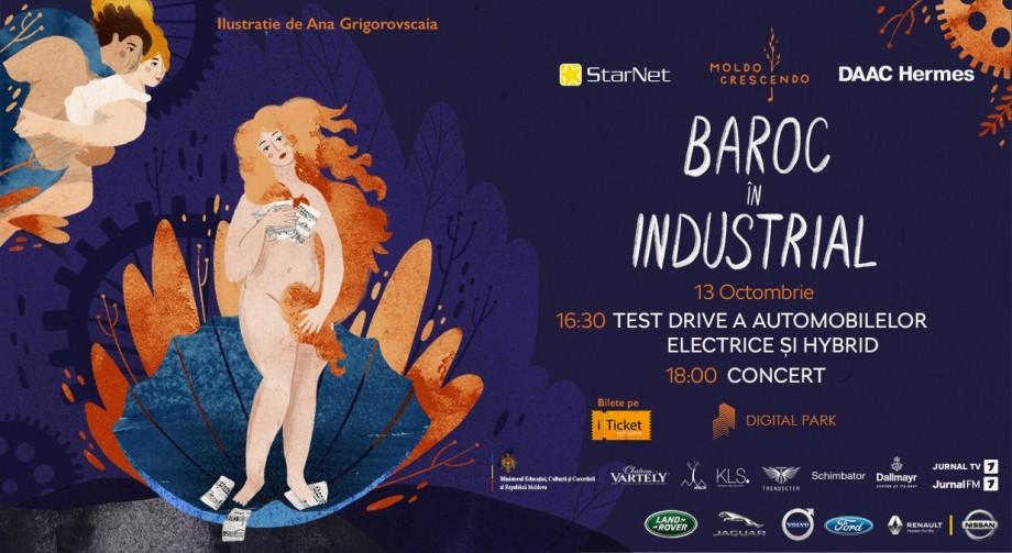 StarNet vă invită la un concert grandios de muzică clasică – Baroc în industrial