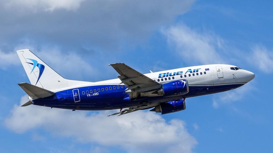 Blue Air lansează șapte noi rute de zbor din Iași și Bacău. Care e cea mai îndepărtată destinație unde puteți ajunge
