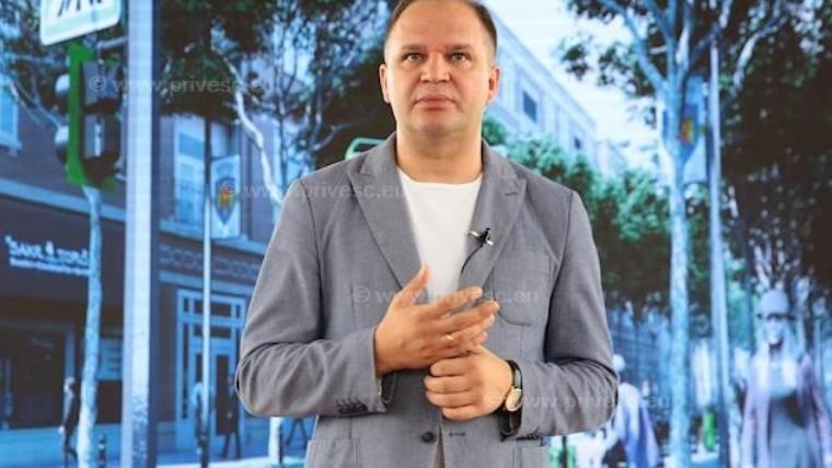 """Ceban îl numește """"slab"""" pe Năstase și spune că ar putea da în judecată mass-media care a publicat falsuri despre el"""