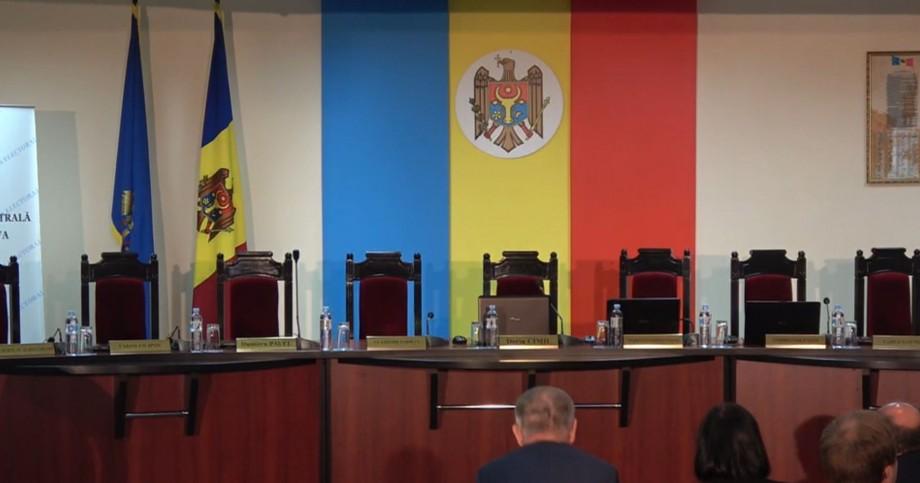 (live) Prima declarație de la CEC după închiderea secțiilor
