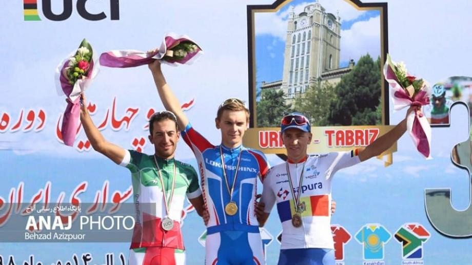 Sportivul moldovean Cristian Răileanu a câștigat ultima etapă a Turului Malaeziei de ciclism
