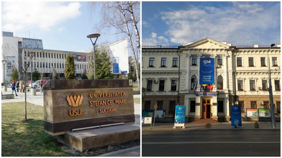 """UTM prezintă rezultatele Acordului interuniversitar de dublă diplomă cu Universitatea """"Ștefan cel Mare"""" din Suceava"""
